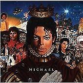 CD ALBUM - Michael Jackson - Michael (2010)