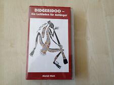 Alastair Black - Didgeridoo - Ein Leitfaden für Anfänger - VHS Rare! Sammlung!!!