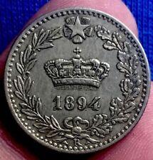 Regno d'ITALIA  - Umberto I - 20 Cent. 1894