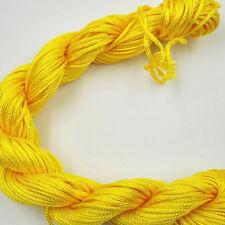 1mm*26m Nylon Cord Thread Braid String Thread String For Chinese Knot Bracelet