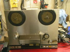 Ampex Ag-440B tape recorder, 1/4 inch.