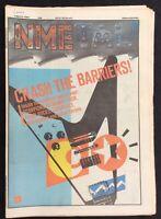 NME 3 March 1984 Heavy Metal Scorpions Manowar Thor Hanoi Rocks Coverdale