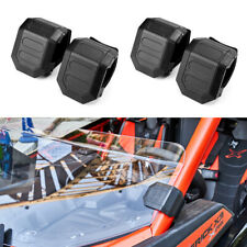 4PCS UTV Universal Windshield Window Clamp for Polaris RZR XP Ranger Can am X3