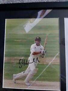 """Ben Hollioake Surrey & England Signed Picture """"framed"""""""