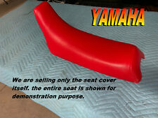 Yamaha big wheel 200 1985-88 New seat cover BW200 BW 200 Red 873