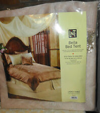Bella Bed Tent Linens and Things Fits Twin to King Rose Color
