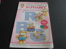 Cross Stitch Charts Alphabet Charts Margaret Sherry Charlie Bear