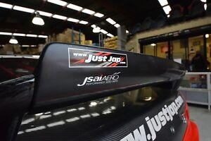 R32 GTR GURNEY FLAP SPOILER JSAI AERO