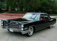 1966 Cadillac Fleetwood Brougham, Refrigerator Magnet, 40 MIL