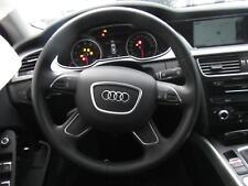 Audi A4: Steering Wheel Air Bag, W/O S Line W/ Multifunction, Black