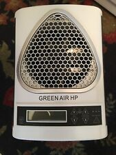 Green Air Hp High Efficiency Ultra Quiet Individual Room Air Purifier In Euc