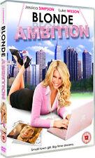 BLONDE AMBITION - DVD - REGION 2 UK