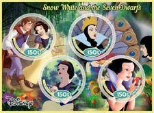 Stamps Cinema Cartoons Disney Snow White