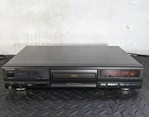 Technics SL-PG490 CD Player HiFi separate with operating instructions  MASH