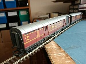OO gauge Hornby Royal Mail Postal Coaches with original boxes. VG condition
