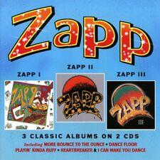 Zapp - Zapp I/Zapp II/Zapp III