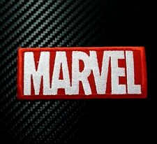 MARVEL COMICS MOVIE SUPERHERO AVENGER Embroidered Patch Iron Sew Logo Emblem CAP