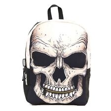 MOJO Mr Peterson BACKPACK Skeleton Laptop Case SHOULDER BAG Halloween SKULL
