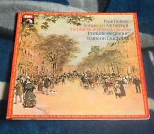 PAUL DUKAS SONATE EN MI BEMOL 1978 FRENCH LP EMI 2C 069-16288, DUCHABLE