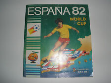 "MANCOLISTE FIGURINE PANINI - SPAGNA82-""ESPANA 82""- REC.- REMOVED FROM AN ALBUM"