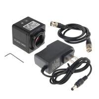 1200tvl hd digital industria ccd microscopio fotocamera bnc / av video a