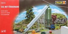 Faller 130174 H0 - Silo mit Förderband NEU & OvP