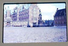 *12* 35mm Slide Lot Vintage COPENHAGEN DENMARK 1960s Fashion, Amalienborg Palace