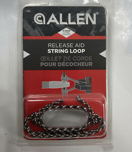 """New""~ Bow String Release Aid Loop 3 pack"