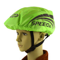2PCs Waterproof Bicycle Helmet Cover With Reflective Cycling Bike Rain Cover ME