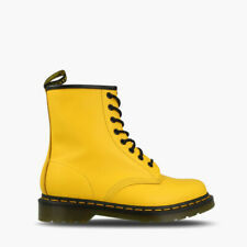 {24614700} Dr. Martens 1460 YELLOW SMOOTH BOOTS *NEW*
