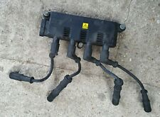 Ford KA 1.2 1.4 Fiat Punto Abarth Coil Pack with Leads FPT 55200112