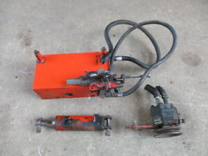 Economy Power King Hydraulics Assembly