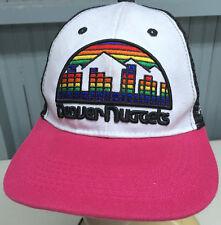 NBA X Song Ji Hyo Collaboration Denver Nuggets Cho.2 Snapback Baseball Cap Hat