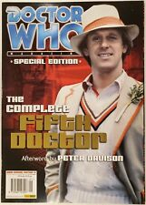 DOCTOR WHO MAGAZINE SPECIAL EDITION #1. The Complete Fifth Doctor. Peter Davison