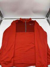 Nike Red Long Sleeve - Size Large