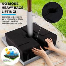 UK Square Umbrella Base Weight Sand Bag for Gardentilever Parasols*