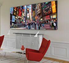 XXL-PANORAMA-LEINWAND 175x50 BILD Times Square NEW YORK USA GEMÄLDE LOUNGE IKEA