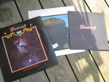 """CAT STEVENS 1975 """"Numbers"""" ORIGINAL US DIE CUT/EMBOSSED CVR+BOOK+ INNER SLV LP"""