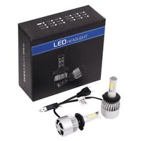 2x S2 H7 36W 8000LM LED voiture phare antibrouillard lampe SUV camion D8W5