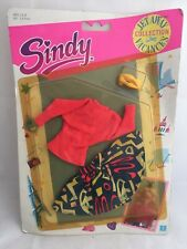 Vintage Sindy Prototype Sample Hasbro JET AWAY COLLECTION VACATION DRESS 1990s