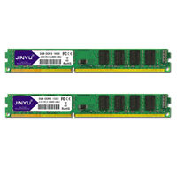 JINYU DDR3 2G 1.5V 240Pin Desktop RAM Memory For AMD Motherboard P5G5