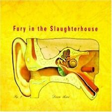 Fury in the Slaughterhouse Down there (1995) [Maxi-CD]