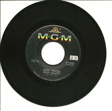 "Mark Dinning-Teen Angel/Bye Now Baby-45 RPM-7""-single-pop-vinyl-MGM-1959-"
