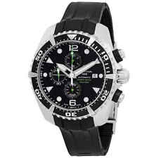 Certina DS Action Diver Chronograph Automatic Black Dial Men's Watch