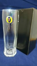 Personalised Engraved Fosters Pint Glass Dad Uncle Brother Son Gift Any Message