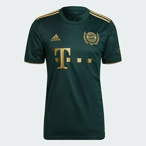 FC BAYERN 21/22 WIESN FOURTH JERSEY MENS - Brand New With Tags