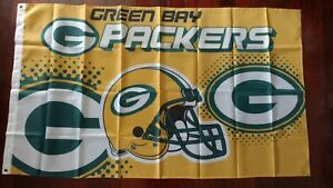 Green Bay Packers 3x5 Flag. US seller. Free shipping within the US!!!