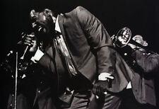 Otis Redding Poster, Singing, Live in Concert, Soul, Rhythm & Blues