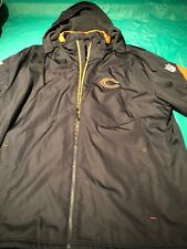 Vintage Reebok On Field NFL Chicago Bears Jacket Size XL New With Tags