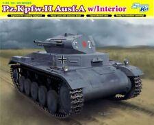 PzKpfw II Ausf A avec intérieur 1/35 Dragon